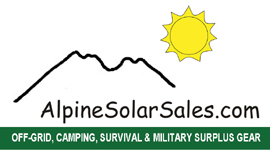 Alpine Solar Sales