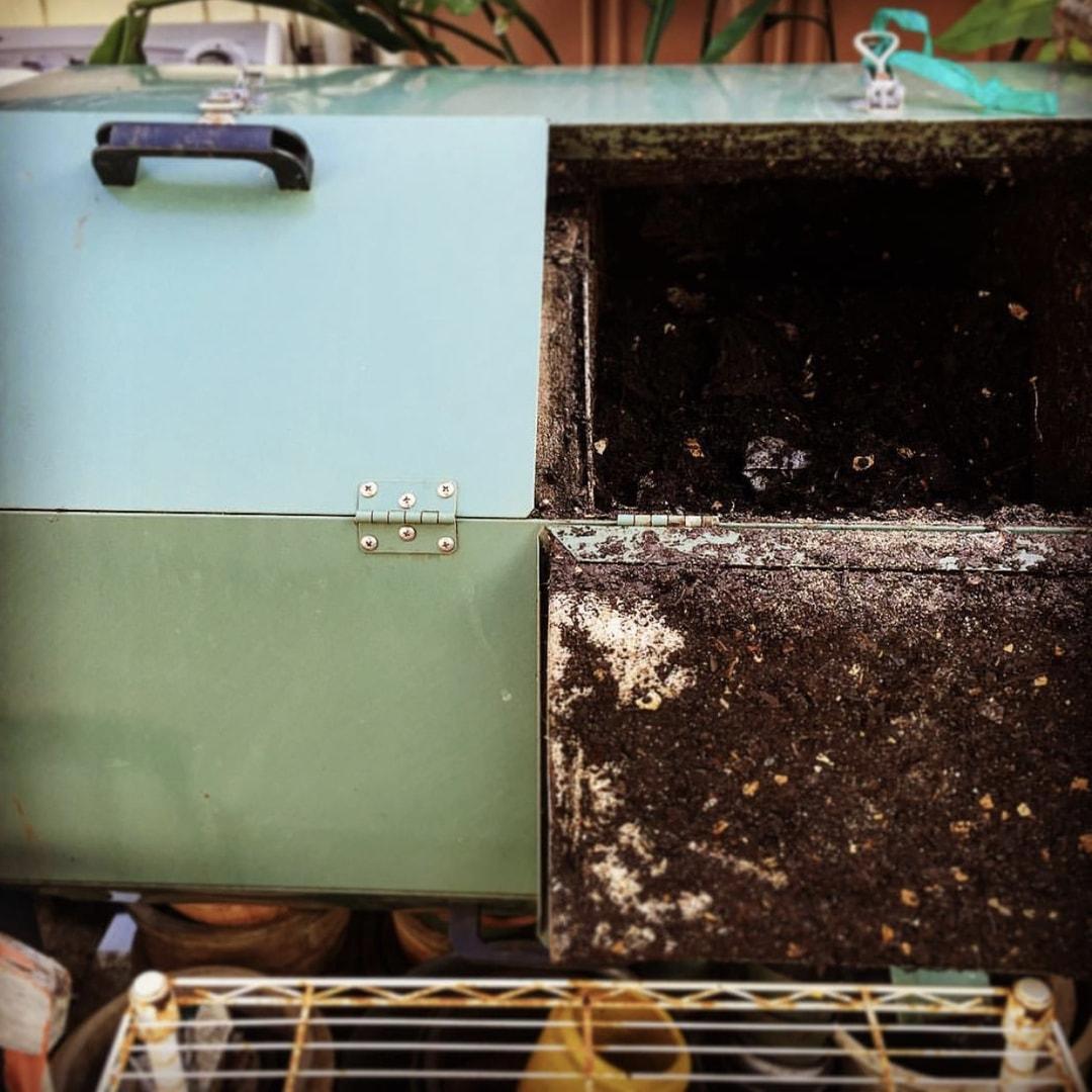 Beautiful jora composter