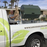 Jora 270 on it's way to Chef Lorraine of Luscious Lorraine's Organic Eatery and Juice Bar in Palm Desert, CA