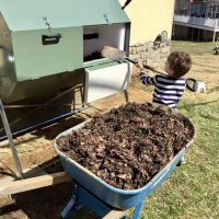 Family Composting in Philadelphia, PA