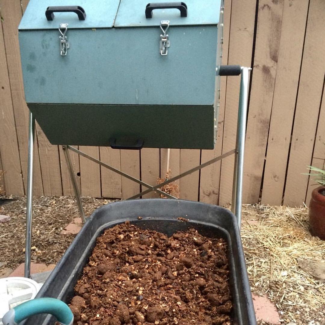 Jora composter compost